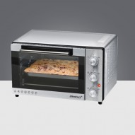 Steba KB23-D A Légkeveréses inox grillsütő   A