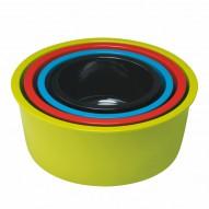KUHN RIKON KR 30760 HOT PAN hőszigetelő tálak, színes, salátástálak