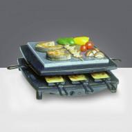 Steba RC3PLUS M Raclette + kőlap és fém grill