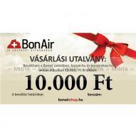 BonAir X0091 Vásárlási utalvány 10 000Ft