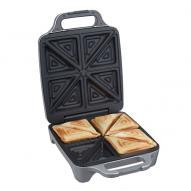 Cloer CL 6269 szendvicssütő 4 szeletes XXL